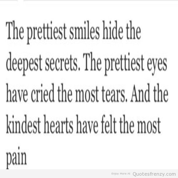Saying Quotes About Sadness: Sad Mirror Quotes. QuotesGram