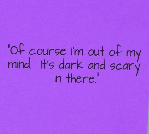 Dark Humor Quotes: Dark Scary Quotes. QuotesGram