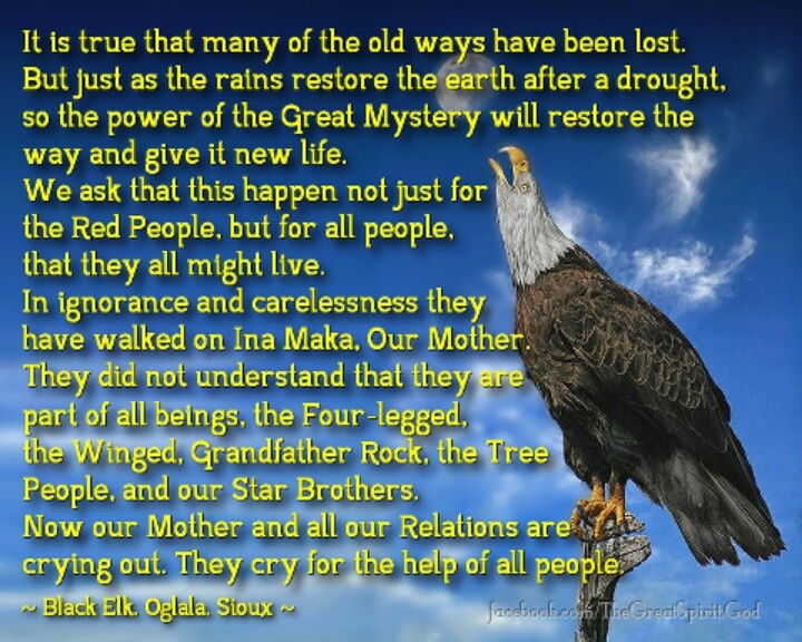 black elk quotes  quotesgram