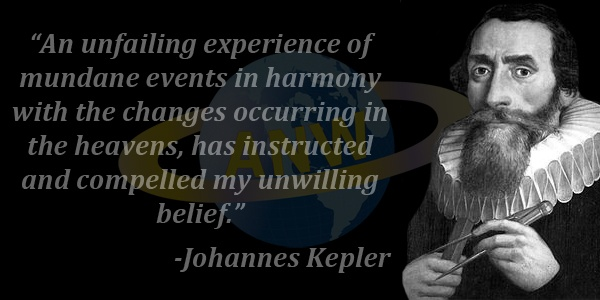 Johannes Kepler Astrology