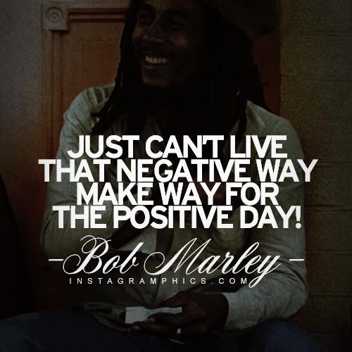 Bob mar quotes