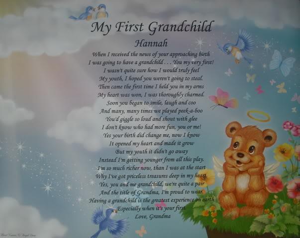 First Grandchild Father Daughter Quotes. QuotesGram