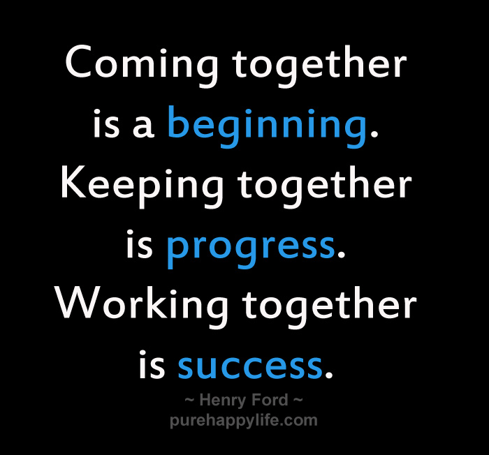 Success Quotes Teamwork: Team Success Quotes. QuotesGram
