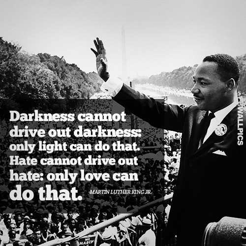 Dr King Quotes: Mlk Jr Quotes Darkness. QuotesGram