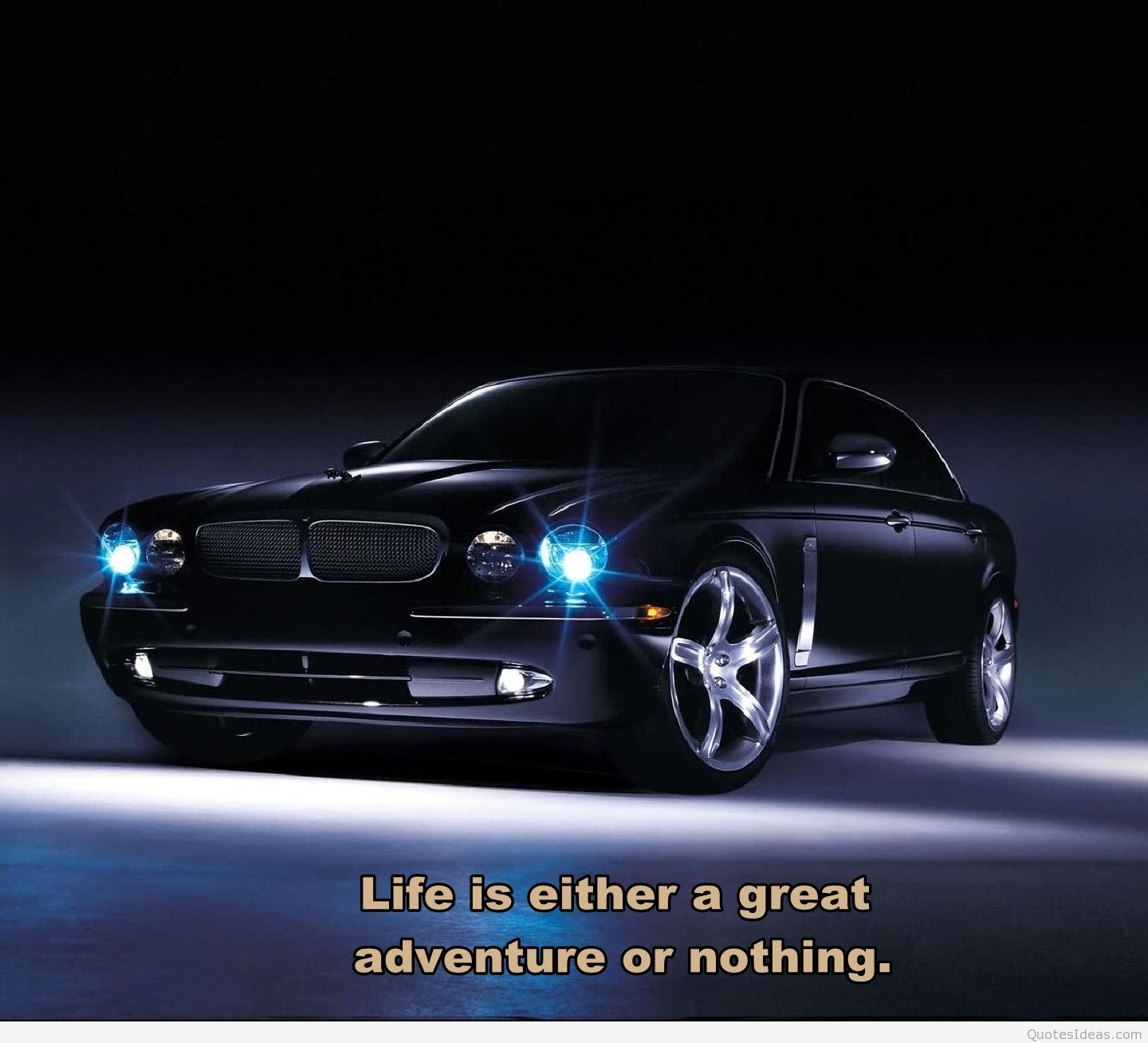 Jaguar Car Wallpaper: Great Quotes About Cars. QuotesGram