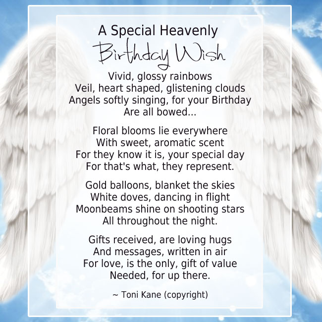 Heavenly Angels Birthday Quotes. QuotesGram