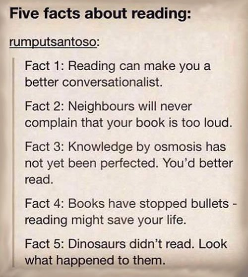 10 Reasons Why Reading Books Will Save Your Life