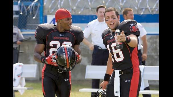 Adam Sandler Football Film