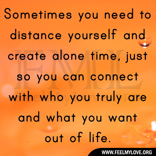 Distance And Time Quotes: Distance Yourself Quotes. QuotesGram