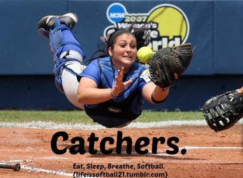Softball Catcher Quotes. QuotesGram
