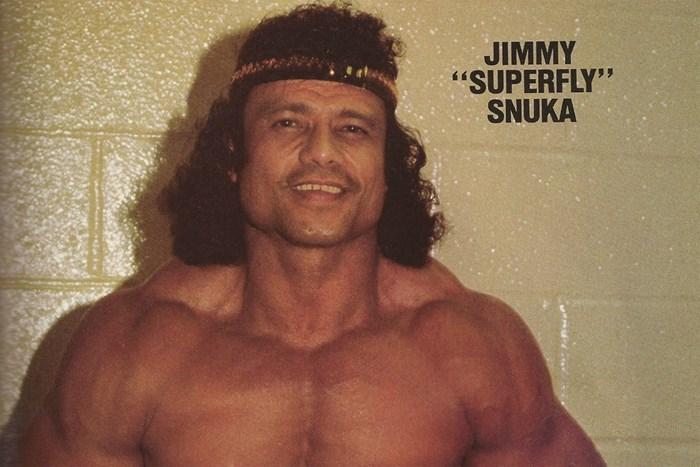 Jimmy snuka