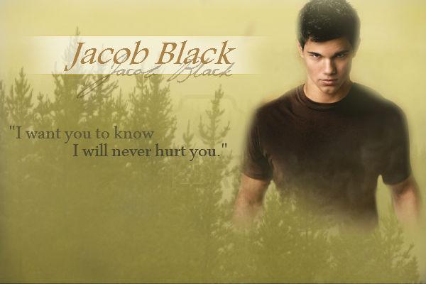 Jacob In New Moon