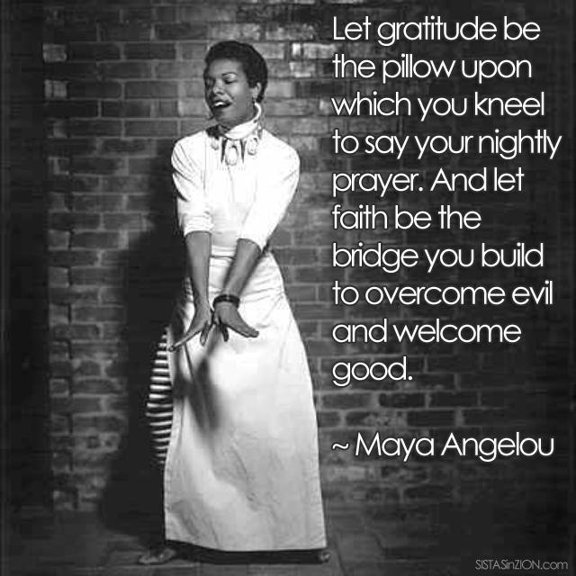 Quotes Maya Angelou: Angelou Maya Gratitude Quotes. QuotesGram