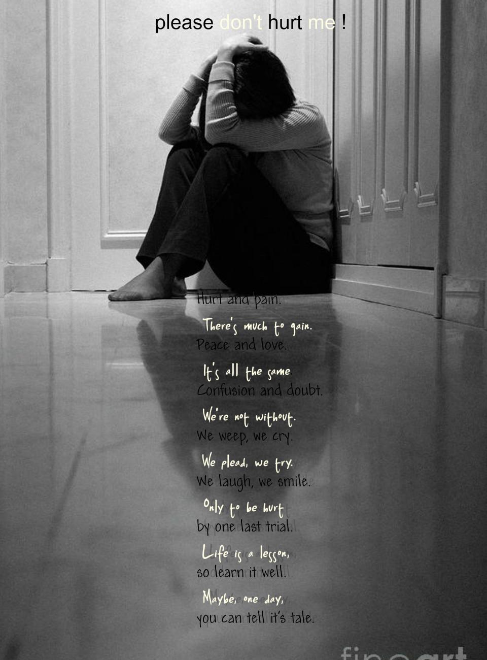 Dont Hurt Me Quotes. QuotesGram