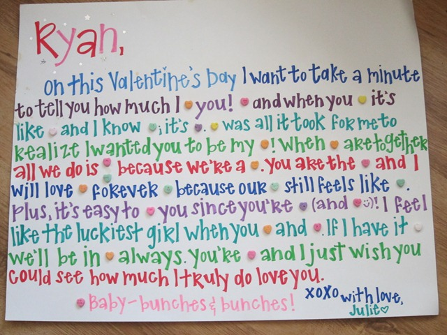 Nice Things To Write In A Valentines Card Your Boyfriend – What to Write on Your Boyfriends Valentines Card