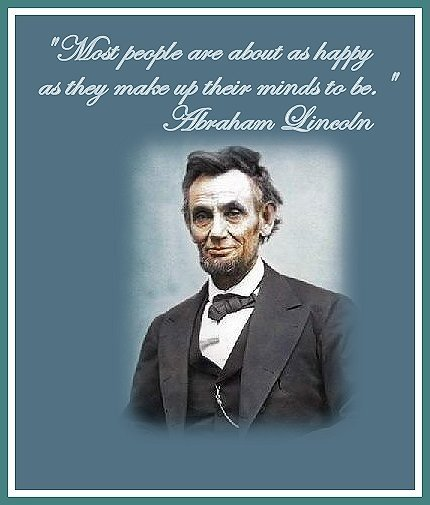 Quotes From The Movie Lincoln: Happiness Abe Lincoln Quotes. QuotesGram