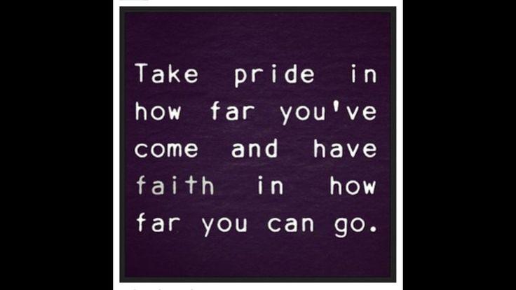 Take Pride Quotes. QuotesGram