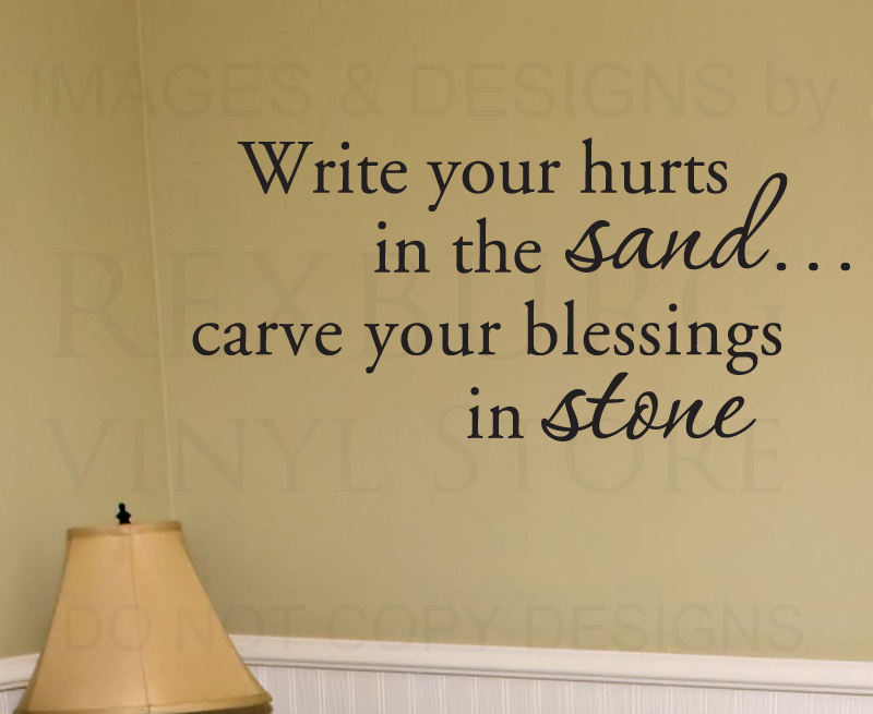 Writing In The Sand Quotes Quotesgram