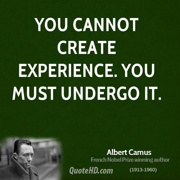 experience quotes quotesgram