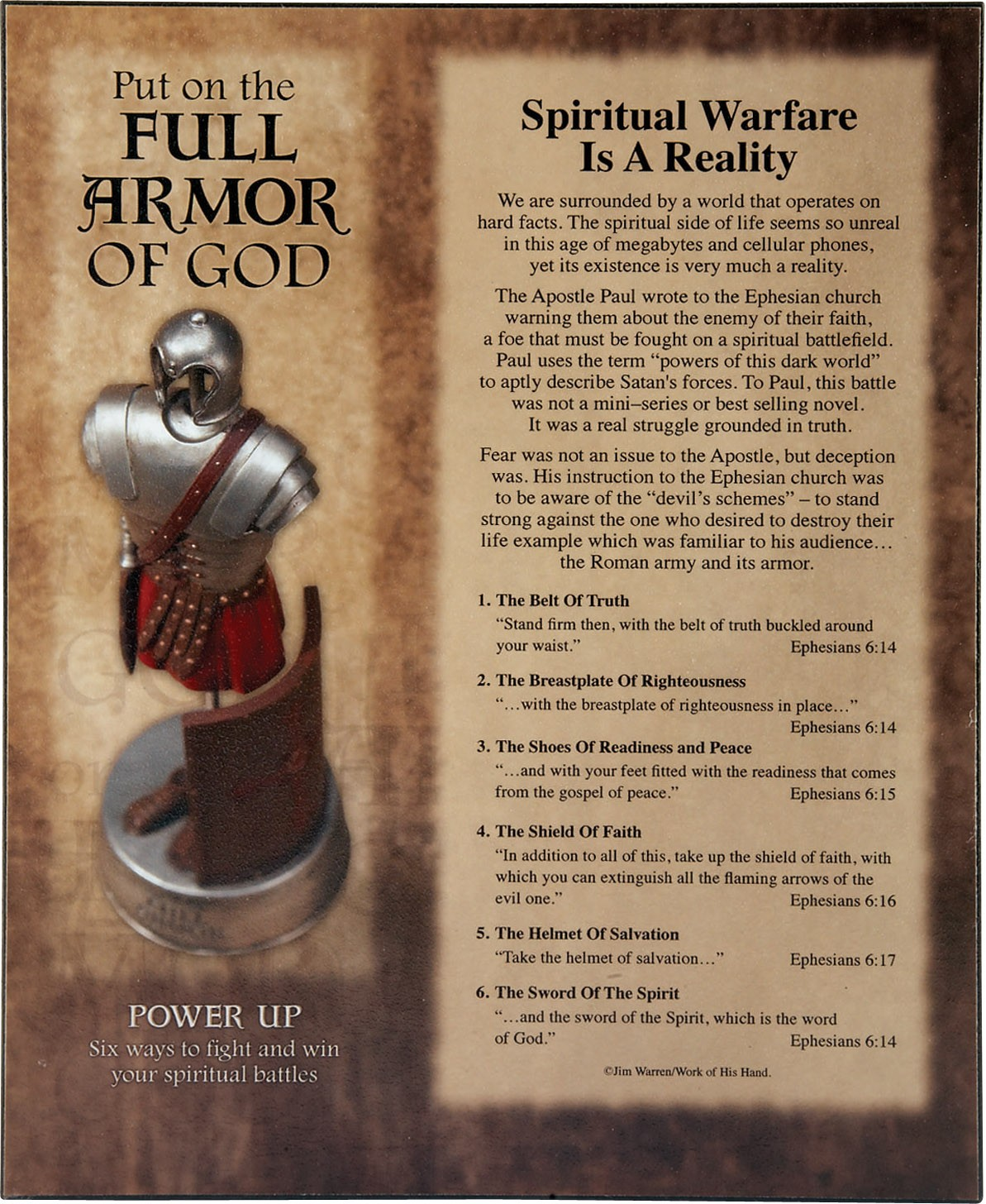 Armor Of God Quotes About. QuotesGram