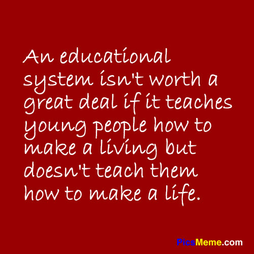 famous quotes importance of education quotesgram
