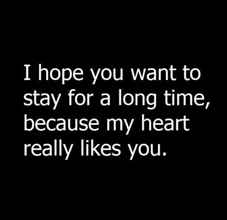 Short Sweet I Love You Quotes: Cute Romantic Quotes For Boyfriend. QuotesGram