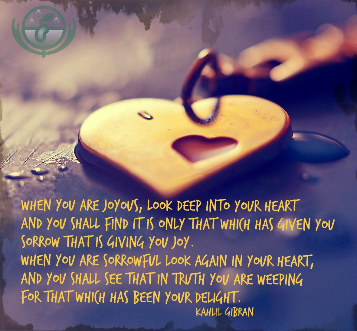 Quotes About Love: Khalil Gibran Love Quotes. QuotesGram