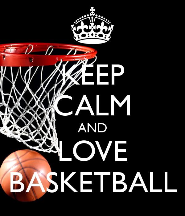 Keep Calm Basketball Quotes Quotesgram
