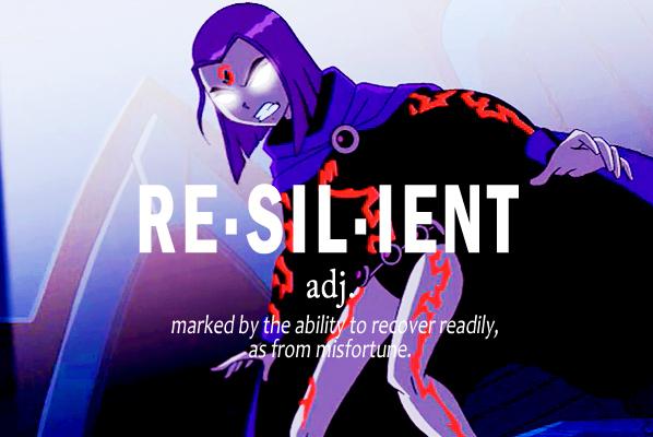 Raven teen titans quotes