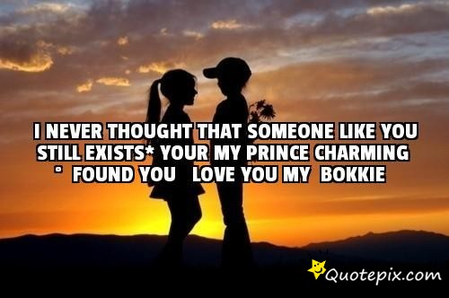 I Found My Prince Charming Quotes. QuotesGram