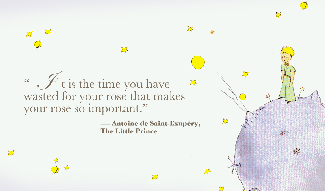1 Quote Best Quotes Little Prince: The Little Prince Rose Quotes. QuotesGram