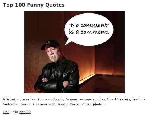 100 Movies 100 Quotes: Top 100 Funniest Movie Quotes. QuotesGram