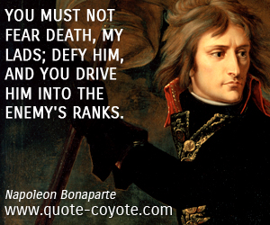napoleon and wellington relationship questions