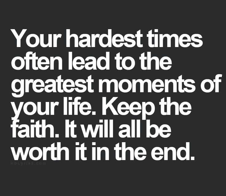 God In Hard Times Quotes About Life. QuotesGram