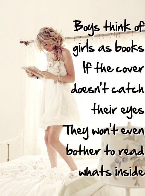 Girly girls why guys like What Do