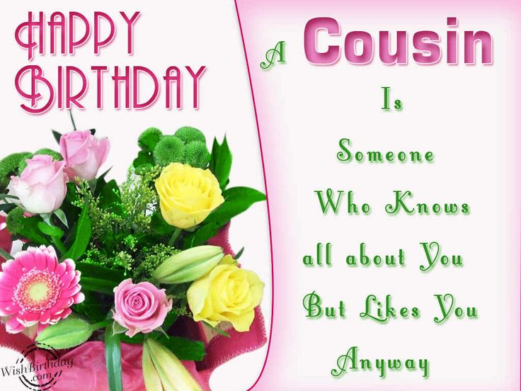 Happy Birthday Quotes Cousin ~ Boy cousin quotes quotesgram
