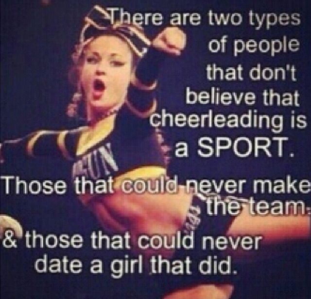 Cheerleading Friend Quotes: Famous Cheer Quotes. QuotesGram