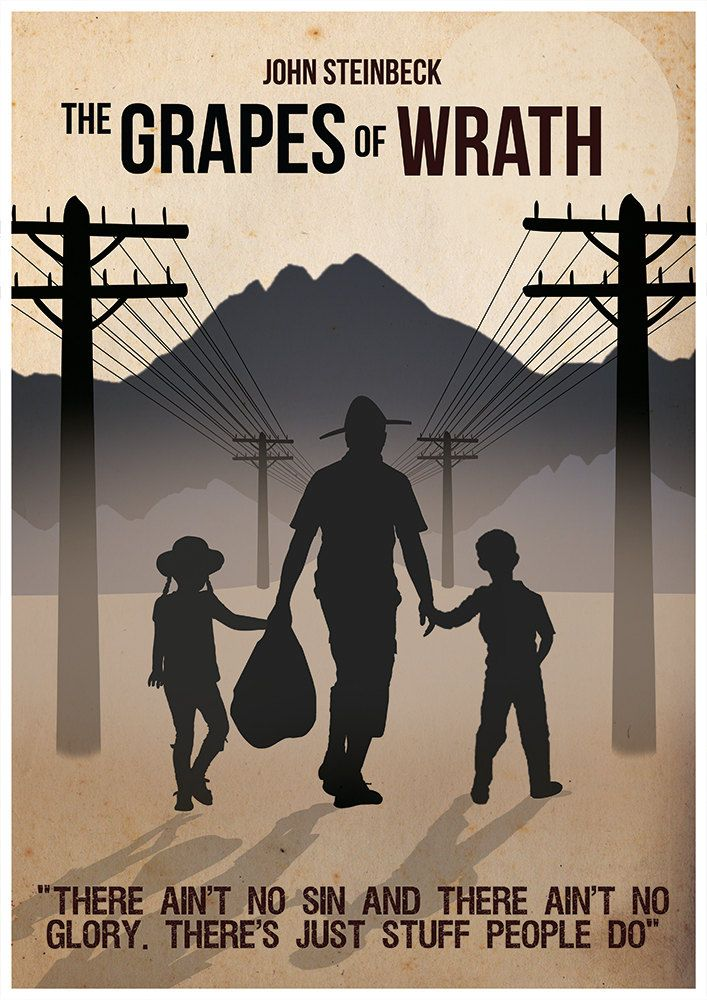 the folly of oppression in the awakening beloved and the grapes of wrath Materialism and inhumanity in john steinbeck's the grapes of the country has been established through oppression and in grapes of wrath, rich.