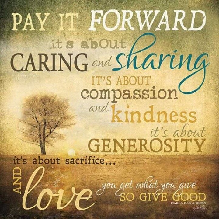 Inspirational Quotes For Kindness Day: Kindness And Caring Quotes. QuotesGram