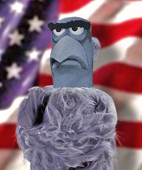 25 Best Images About The Muppet Quotes And Sayings On: Sam The Eagle Muppet Quotes. QuotesGram