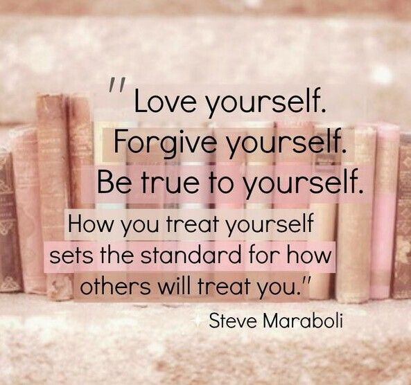 Inspirational Quotes On Loving Yourself: Inspirational Quotes About Forgiving Yourself. QuotesGram