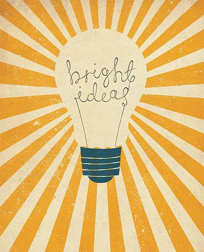 quotes about bright ideas