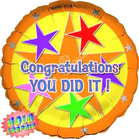 Congratulations You Did It Quotes. QuotesGram