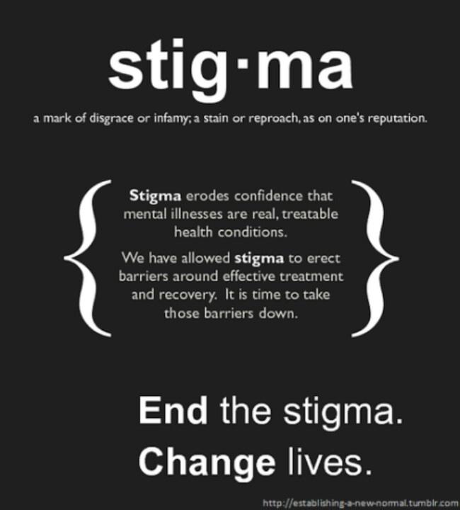 mental health stigma quotes quotesgram