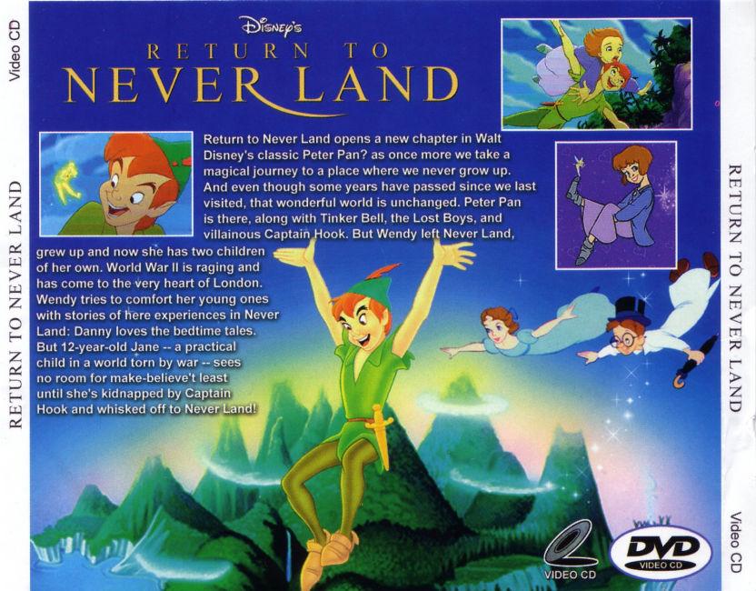 Return To Neverland Quotes Quotesgram