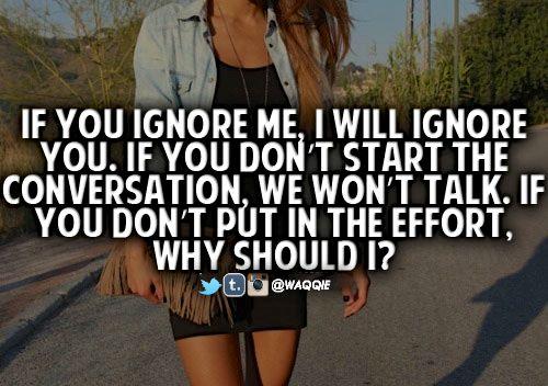 Ignoring Your Girlfriend Quotes. QuotesGram