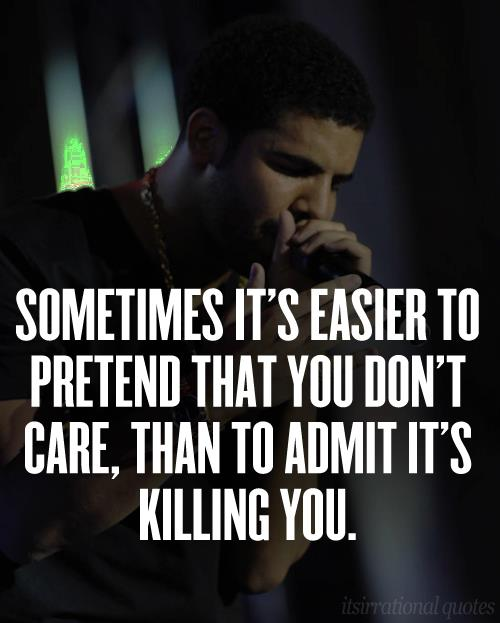 Quotes About Heartbreak: Drake Quotes About Heartbreak. QuotesGram
