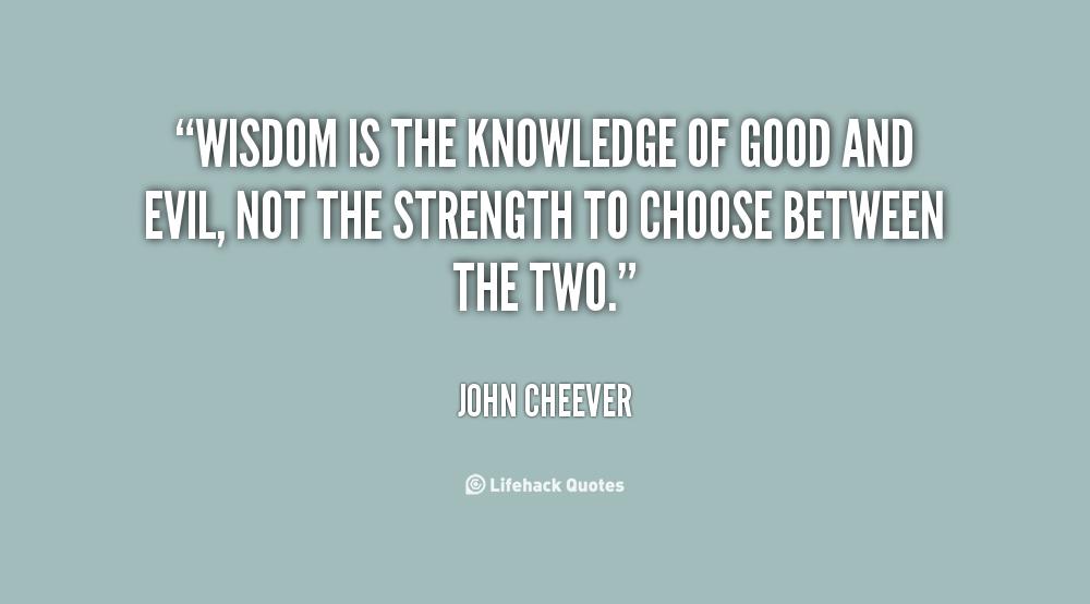 Good Knowledge Quotes. QuotesGram