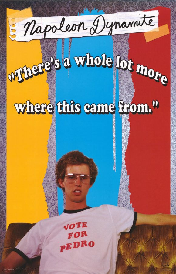 Dynamite Quotes. QuotesGram |Napoleon Freaking Dynamite Quotes Sweet