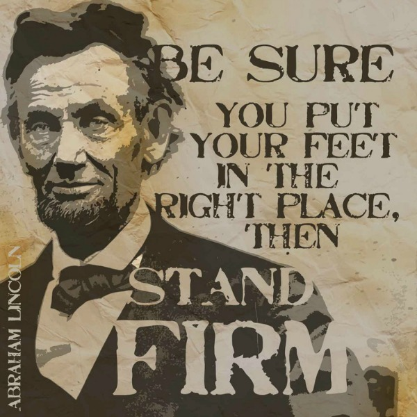 Famous Slavery Quotes: President Lincoln Quotes On Slavery. QuotesGram